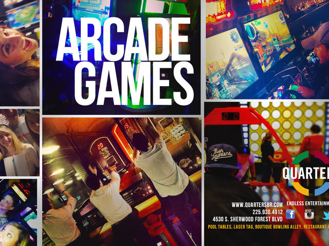 50+ Arcade Titles for you to go head-to-head. Photo 2
