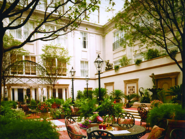 The Courtyard at The Ritz-Carlton, New Orleans Photo