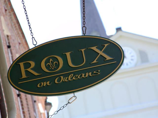 Roux on Orleans Photo