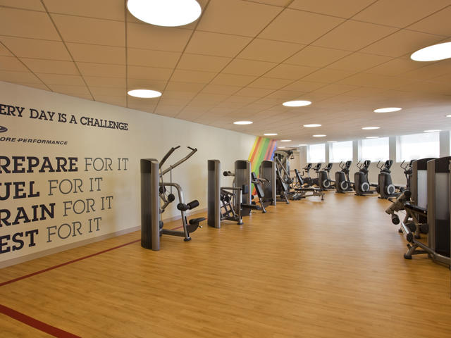 Complimentary Sheraton Fitness Center