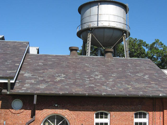A water tower is one of the signature landmarks at the Shreveport Water Works Museum. Photo 2