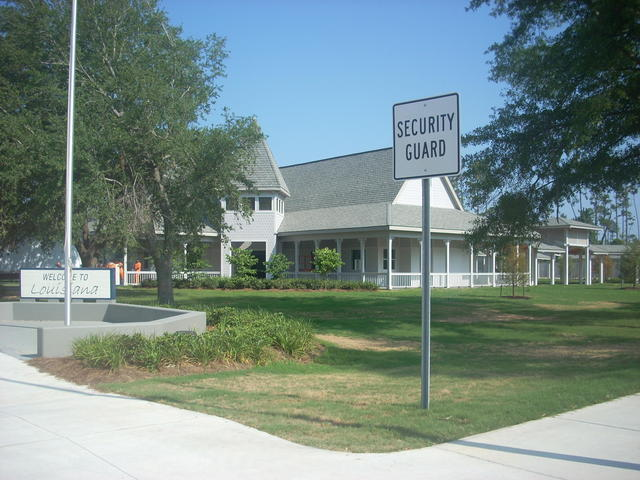 Slidell, I-10 Westbound Welcome Center