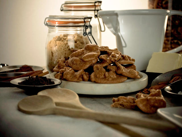 Our award-winning original Creamy pralines made with only the freshest ingredients. Photo 2