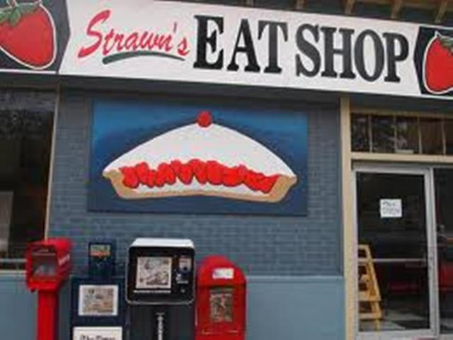 Strawn's Eat Shop Photo