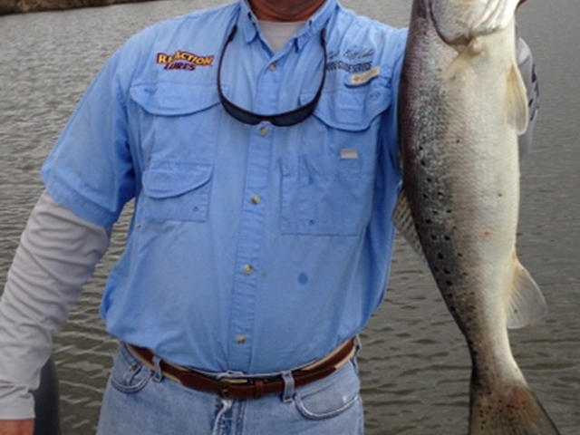 Bayou Guide Service / Capt. Bill Lake Photo