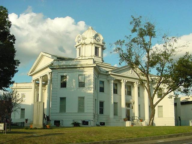 Vernon Parish Historic Courthouse