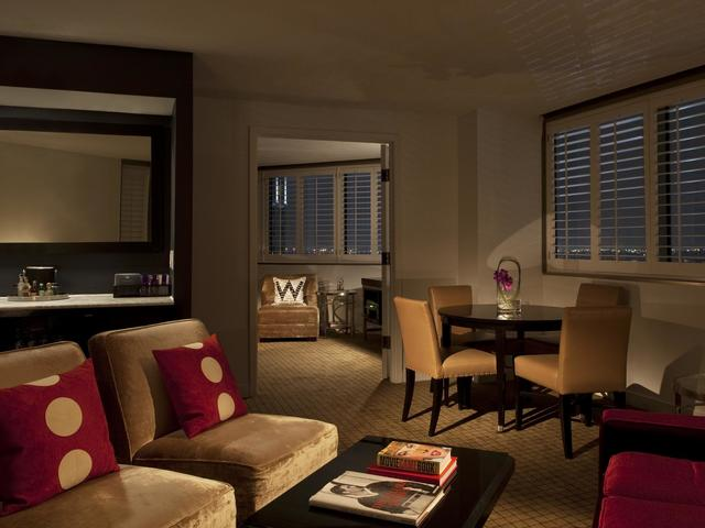 Amplify your night in our WOW Suite.