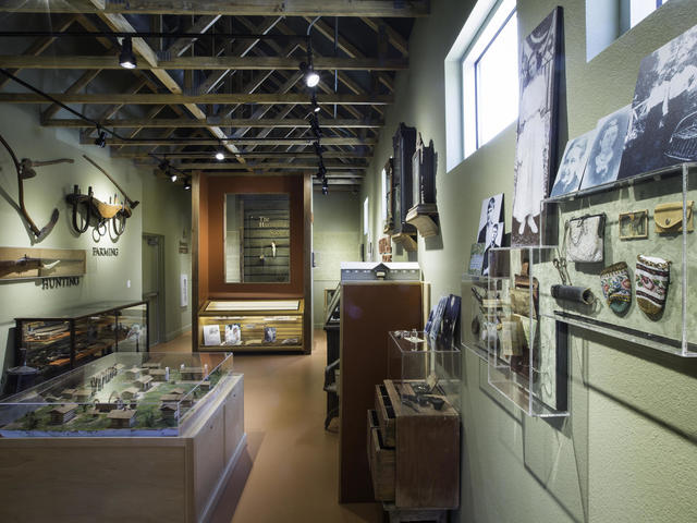 Explore the new visitor center at the Germantown Colony Museum Photo 4