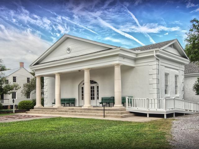Visit the West Baton Rouge Museum