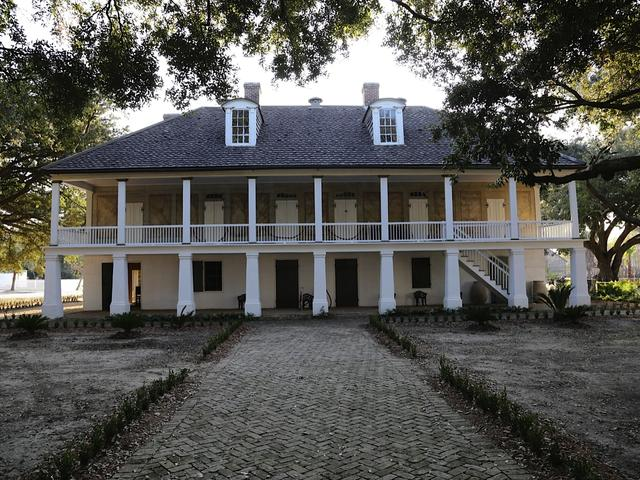 The Big House at Whitney Plantation Photo