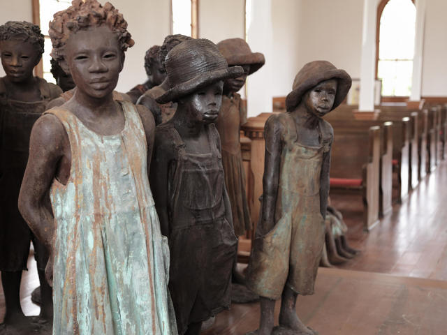 The Children of Whitney Plantation Photo 2