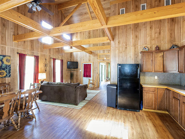 Renovated Cabins & Lodges