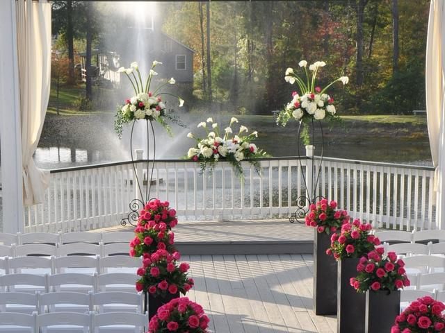 Outdoor Wedding Destination!