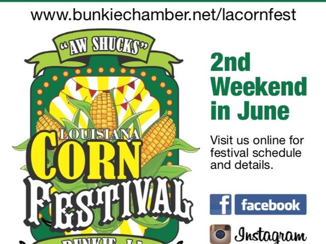 Bunkie Chamber of Commerce and LA Corn Festival Photo 2