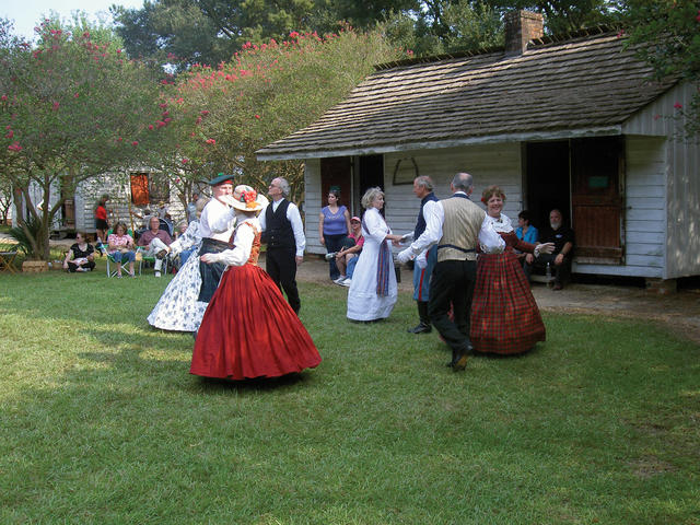 Harvest Days at LSU Rural Life Museum