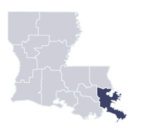New Orleans Area Region Image