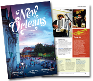 New Orleans Visitor Guide
